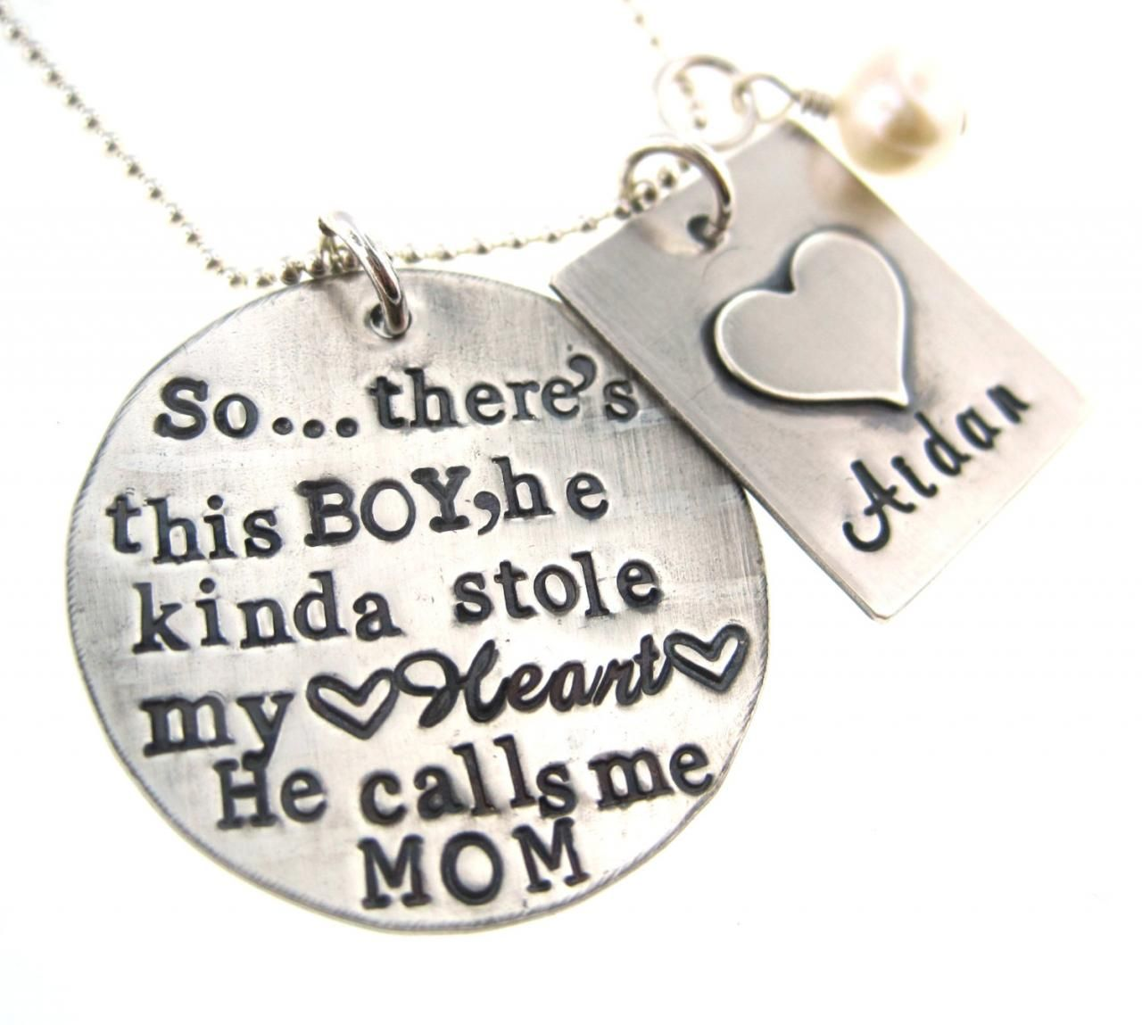 So..There\'s This Boy Who Stole My Heart, He calls me MOM ...