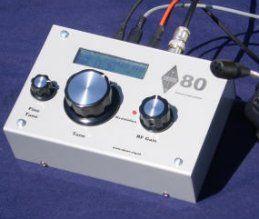Radio-Kits - MKARS80 LSB QRP Transceiver   HAM Radio   Radio