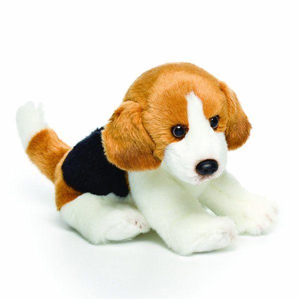 Beagle Dog Soft Plush Toy By Nat Dogs Plush Pet Toys Beagle