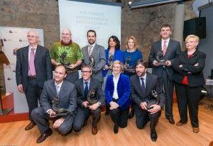 STOP STRESS recibió el Premio de Conciliación de la vida Laboral y Familiar 2013 por ser  impulsores y promotores de la Conciliación de la vida laboral y familiar,