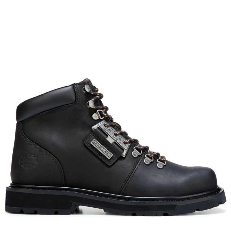 Harley Davidson Templin Lace-Up Mid Boot TI6ts99y