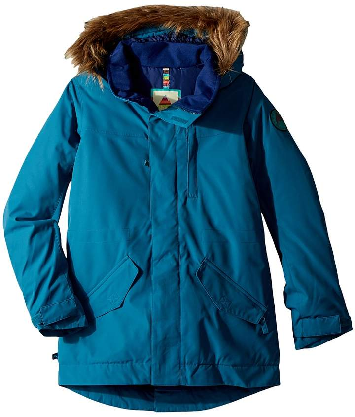 394f9e5f Burton Aubrey Parka Jacket Girl's Coat | Products | Jackets, Burton ...