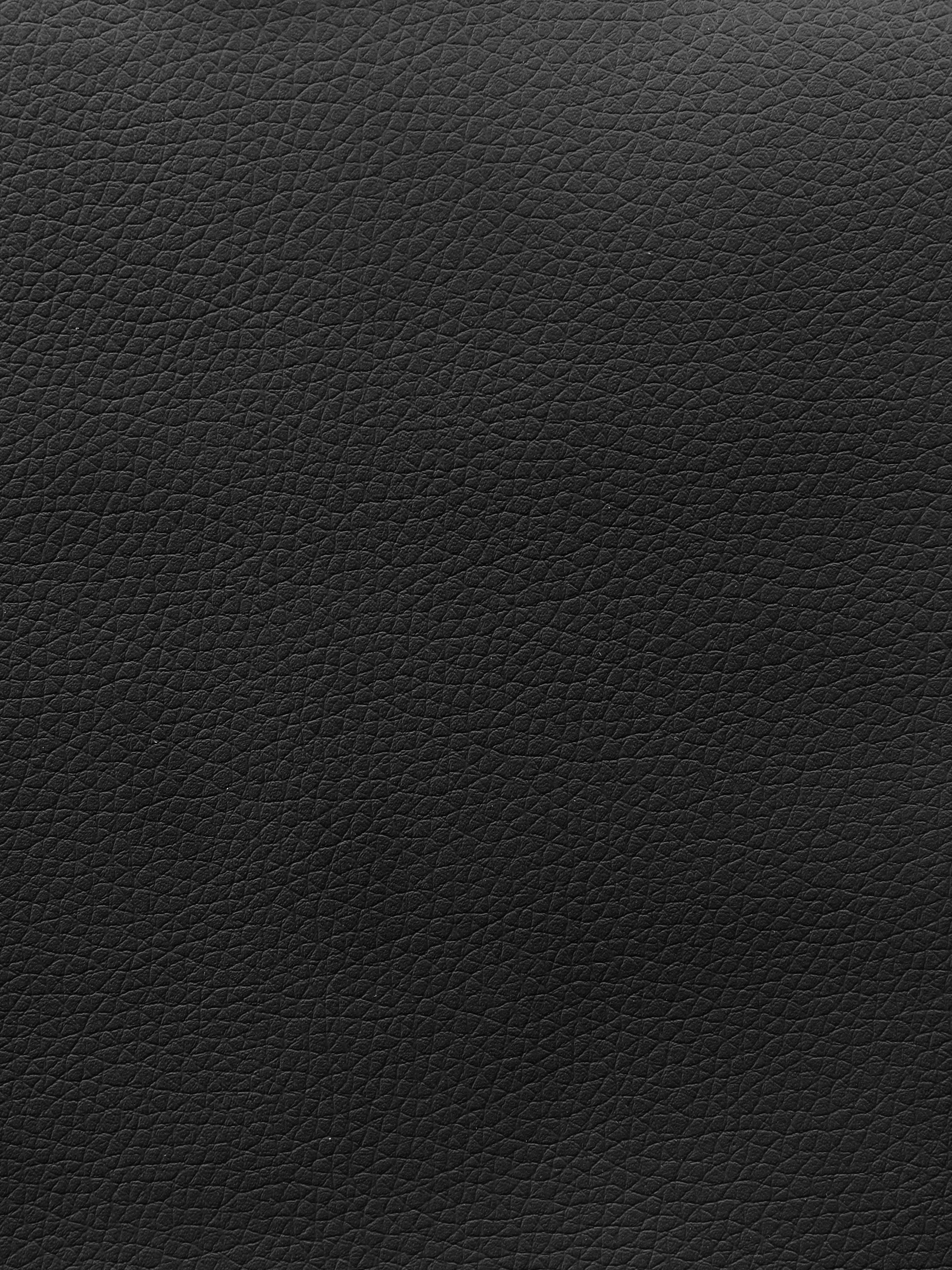 Black Leather Texture Dark Embossed