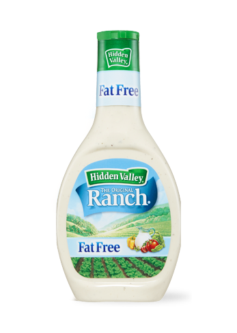 Office Drawer — Fat-free Low-calorie Salad Dressing