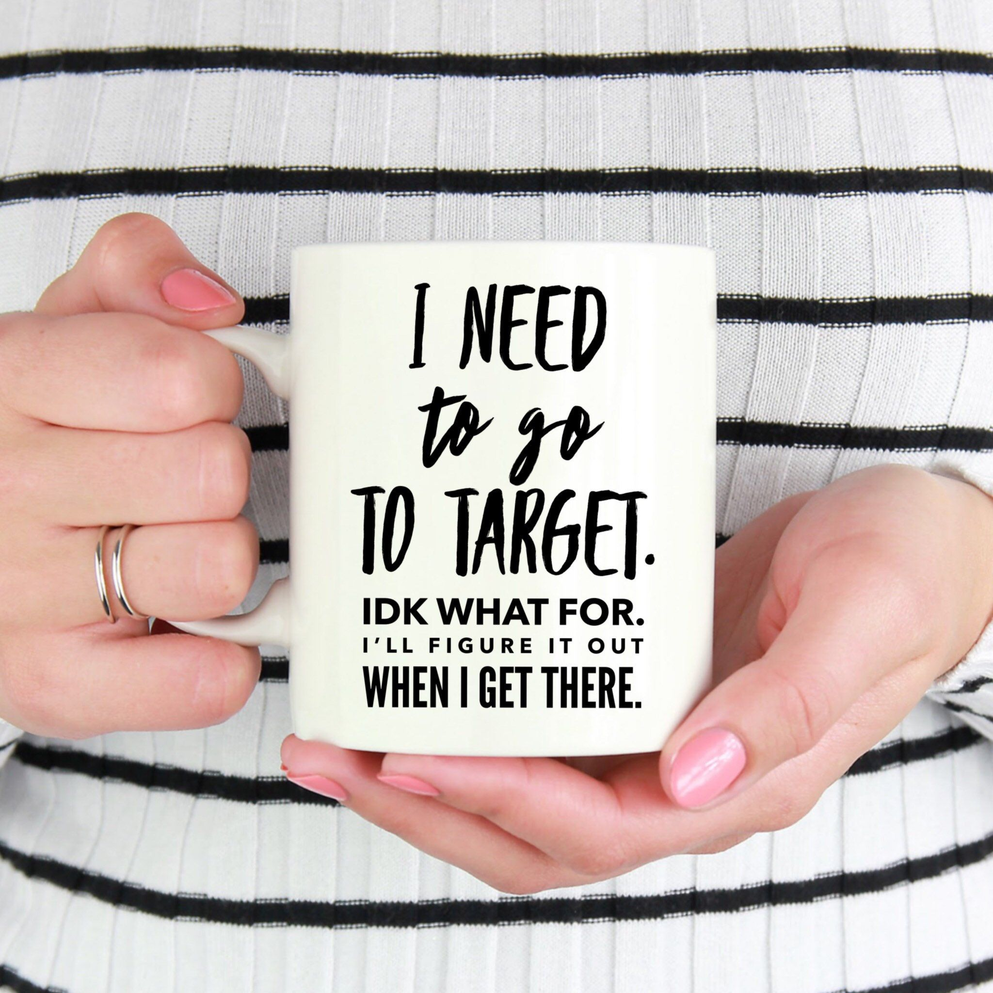 I need to go to target mug birthday gift for bestfriend