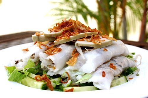 Rice Flour Cake Recipes Uk: Vietnamese Rice Flour Rolls