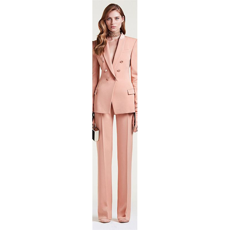 Jacket Pants Womens Business Suit Female Office Uniform