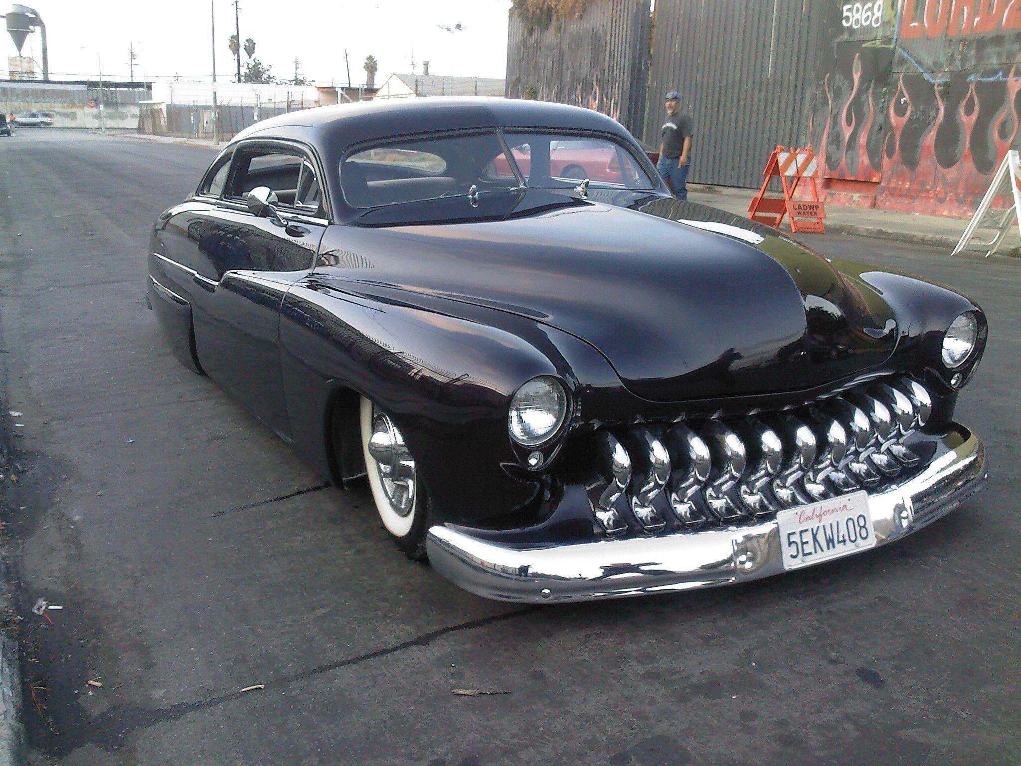 1000  ideas about 49 Mercury on Pinterest | Lead sled, Model car ...