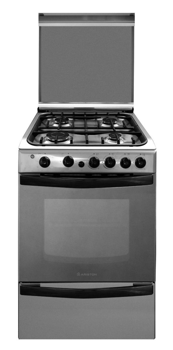 Cocina Ariston Cg54s G1h X Cocinas Acero Inoxidable Cocina De Pie Cocinas