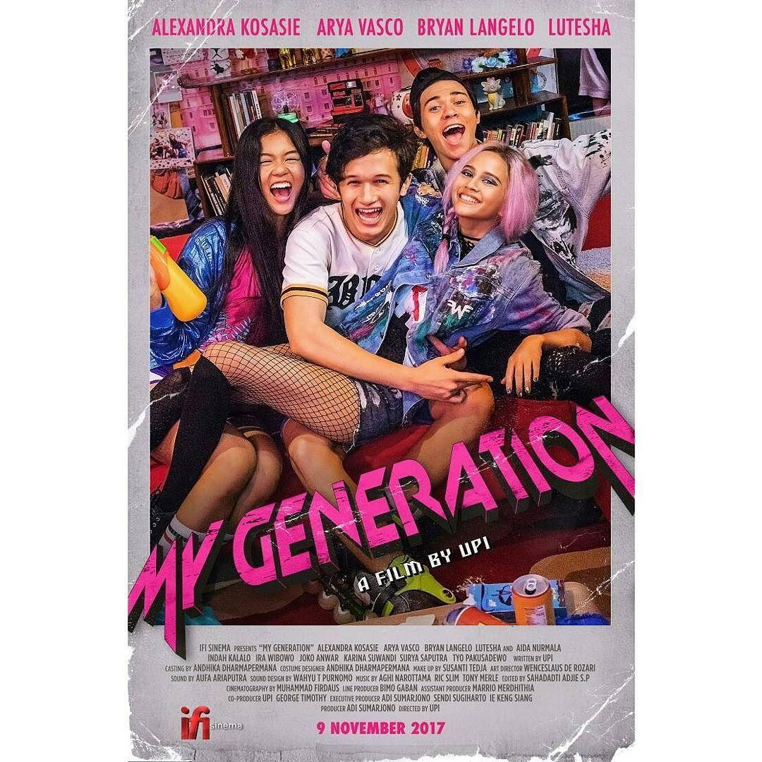 """Ada film baru nih judulnya """"My Generation"""". Film ini bakal"""