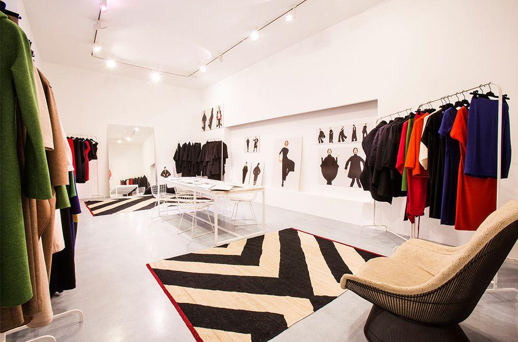 Sybilla Pop-up store - Design Rugs | Diseño de tienda ...