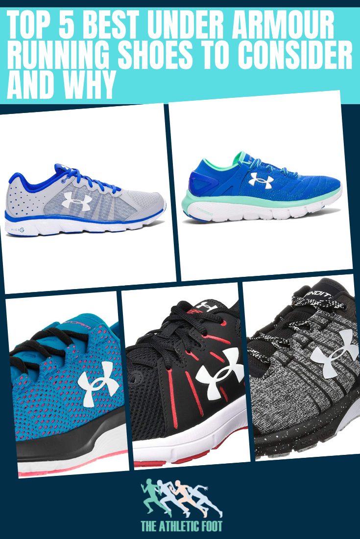 59b833dd472 Top 5 Best Under Armour Running Shoes to Consider and Why