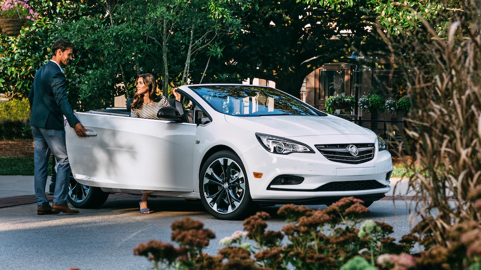 2019 Buick Cascada Luxury Convertible Model Details