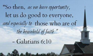 Do good to all men