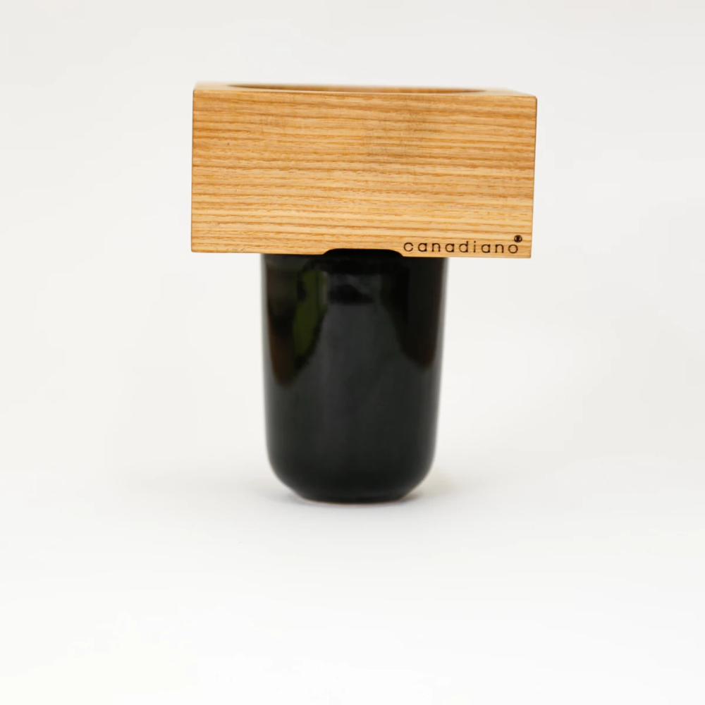 Wooden PourOver Coffee Maker Pour over coffee maker