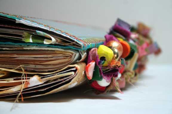 Cool Journal Binding Technique