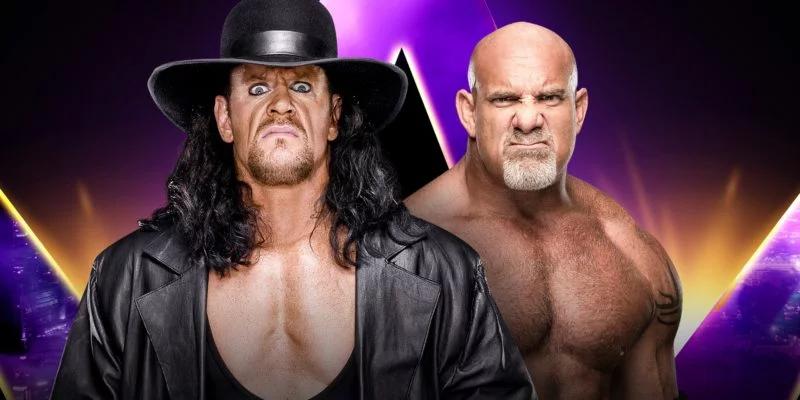 Wwe Super Showdown Undertaker Vs Goldberg What S Next For The Undertaker Wwe News John Cena Wwe