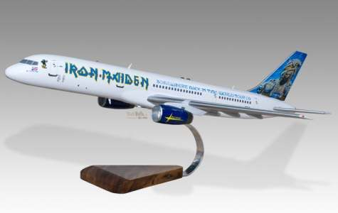 Iron Maiden Ed Force One Replica I Must Own This Coolest Real