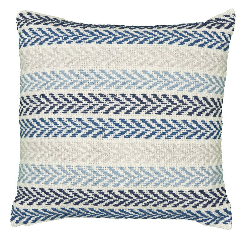 Tremendous Chevron 100 Cotton Throw Pillow Birch Lane Susans House Inzonedesignstudio Interior Chair Design Inzonedesignstudiocom