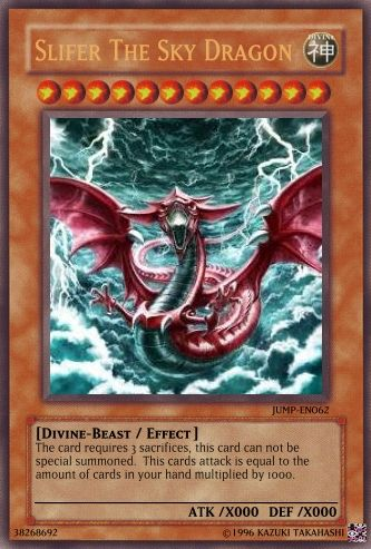 Slifer Good Old Memories Used To Play With Friends Using God