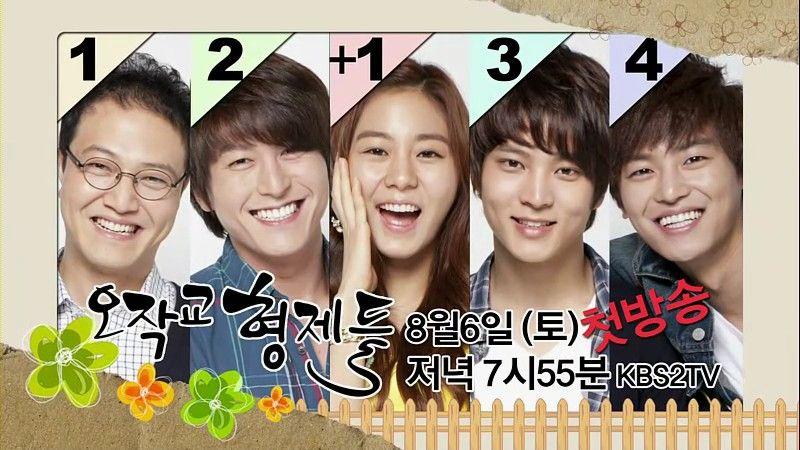 Ojakgyo family joo won dating
