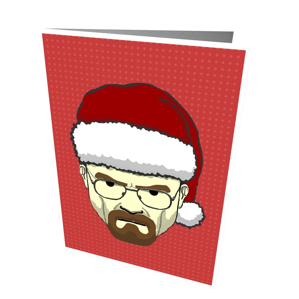 Having Breaking Bad Withdrawals This Festive Season Christmas Cards Cards White Christmas