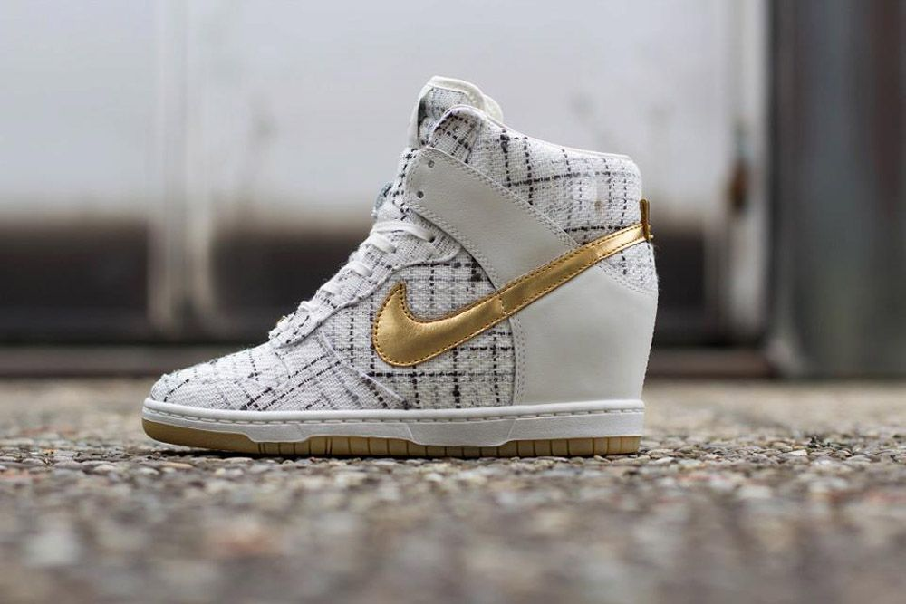 sports shoes 318d0 2d2bf Releasing  Nike Dunk Sky Hi City Pack