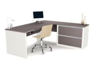 Bullpen Desks 6 For Staff Peter Ordered Modern Corner Desk