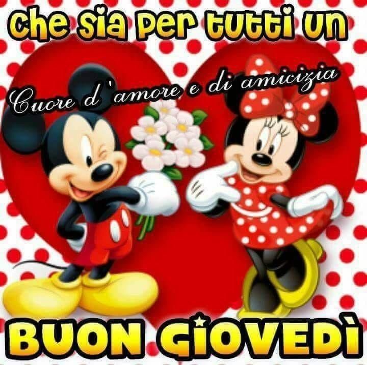 Pin di Florencia Dahiana su buon giovedì   Cartoni animati ...