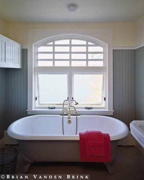 Clawfoot Tub With A View Clawfoot Tub Tub Refinishing