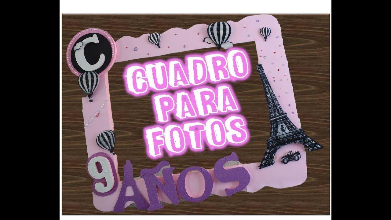 Cuadro para selfies Paris / Marco de fotos para fiesta ...