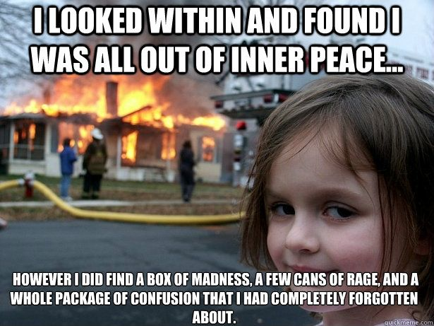 inner peace meme google search memes pinterest inner peace