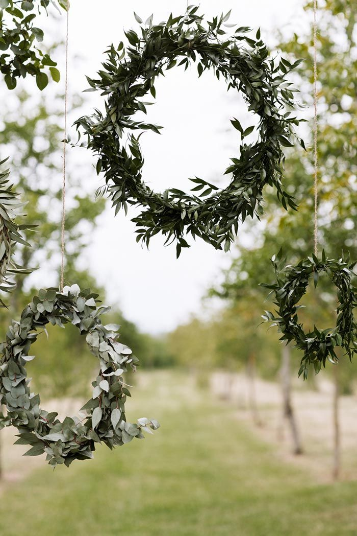 Photo of Eucalyptus wreath | More examples in our picture gallery