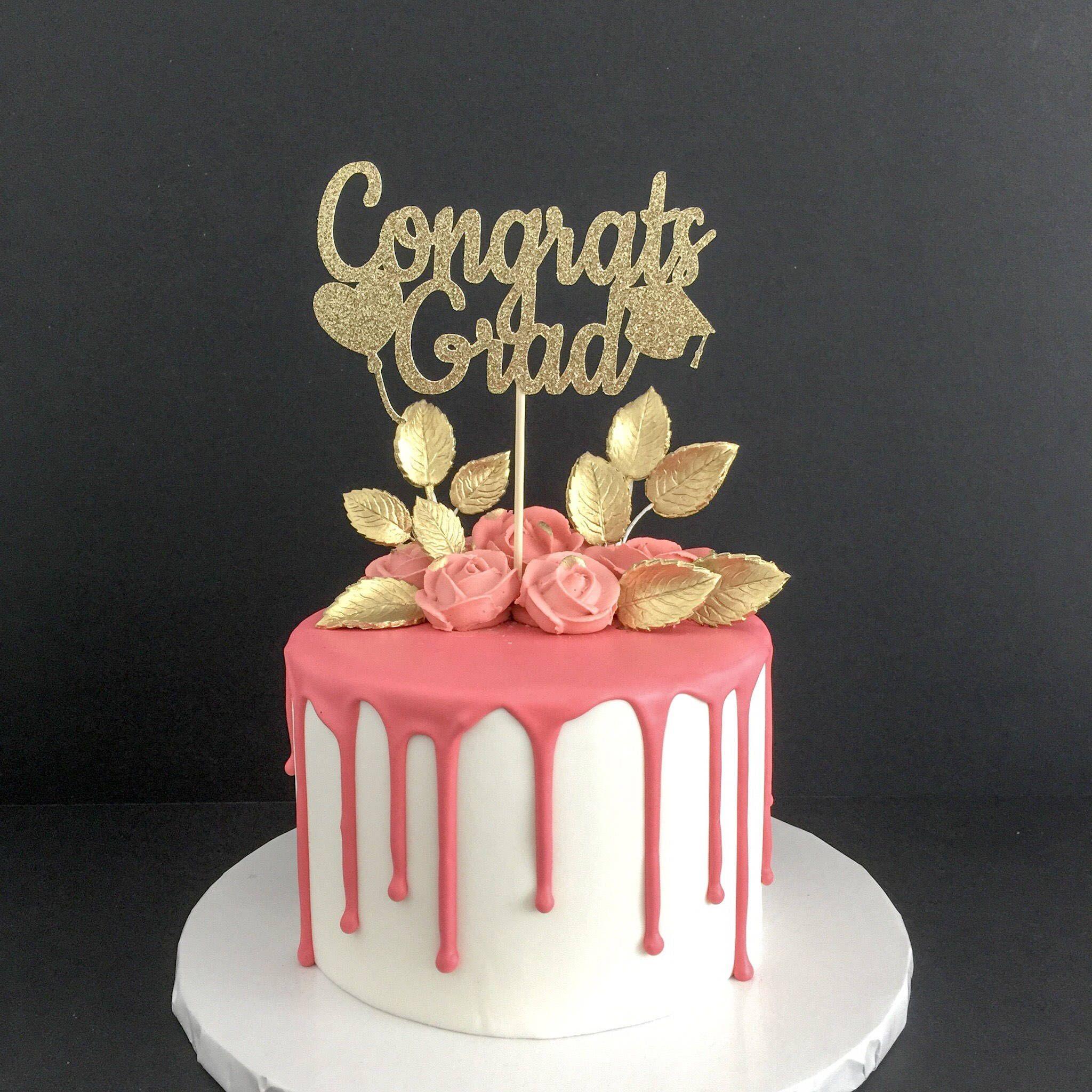 Graduation Cake Topper Ideas