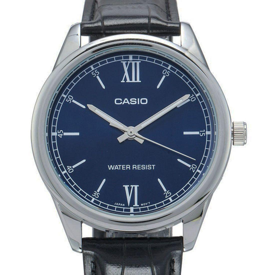 Casio Male Quartz Watch MTPV005L2B Casio, Watches for