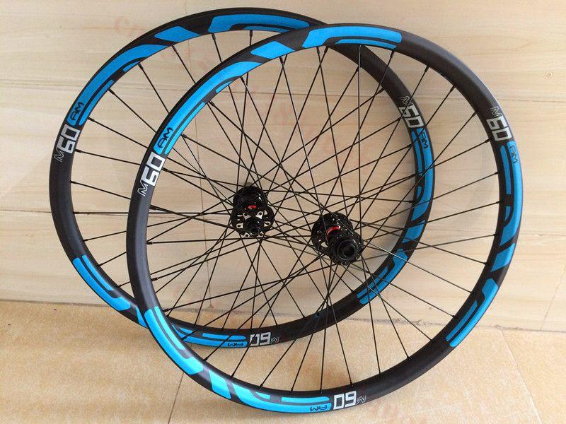 The Xyz Enduro C935 29 Carbon Tubeless Wheels Are Ready To Take