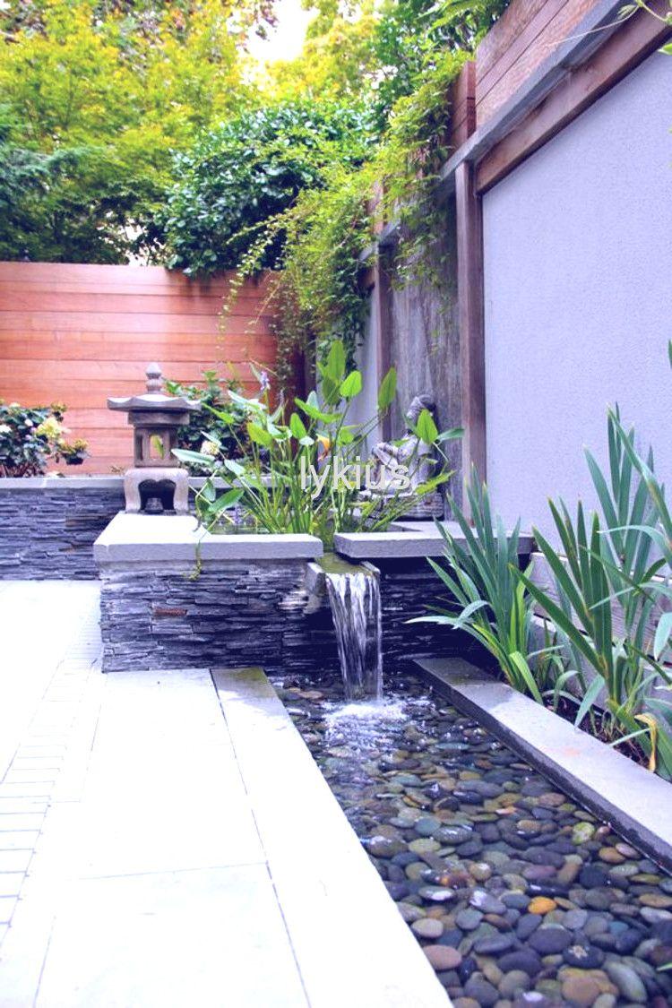 Gestalten Garten Garten Feng Shui In 2020 Tuin Waterpartijen Tuin Ideeen Tuin