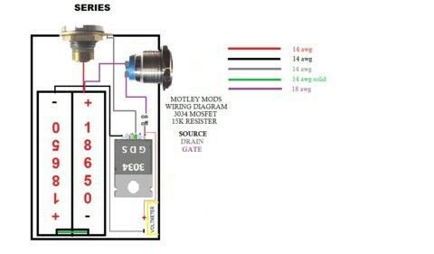 motley mods series mosfet wiring diagram