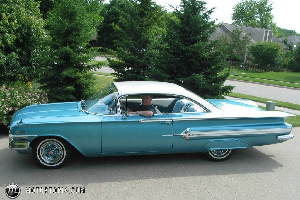 1960 chevy | Photo of a 1960 Chevrolet Impala (60 Chevy) | HUBBA ...