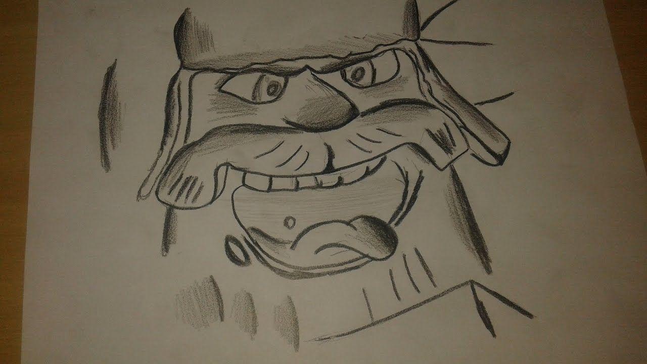 Cómo Dibujar A El Leñador How To Draw Lumberjack Clash Royale