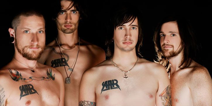 Excited too All american rejects naked