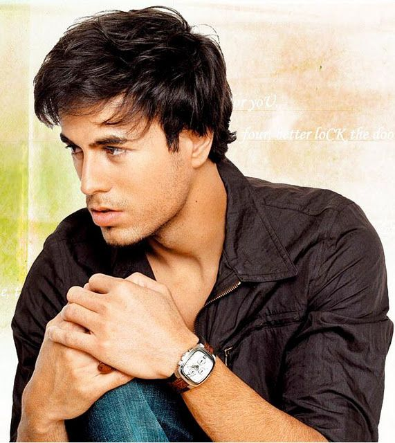For Guys Fashion Trends 2012 2013 Enrique Iglesias Short Hair Styles 2011 Enrique Iglesias Iglesias Celebrities Male