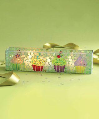 cupcake tealight set
