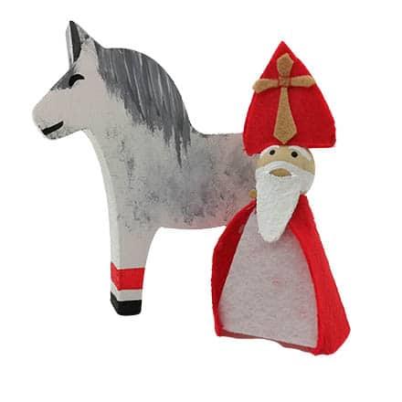 Paarden Decoraties Decoraties Paardbeeldhouwwerk Houten Paard