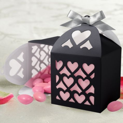 Black Paper Lantern Wedding Favor Kit Party City Canada Package