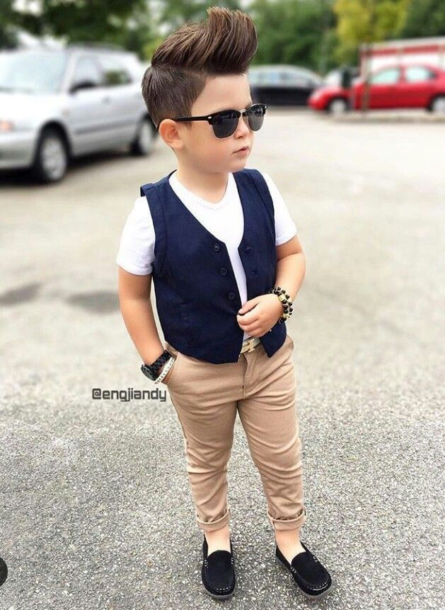 Image result for stylish baby boy