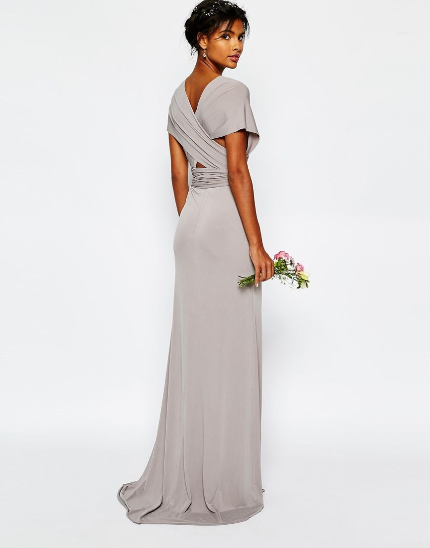 Image 1 of TFNC WEDDING Multiway Fishtail Maxi Dress | style ...