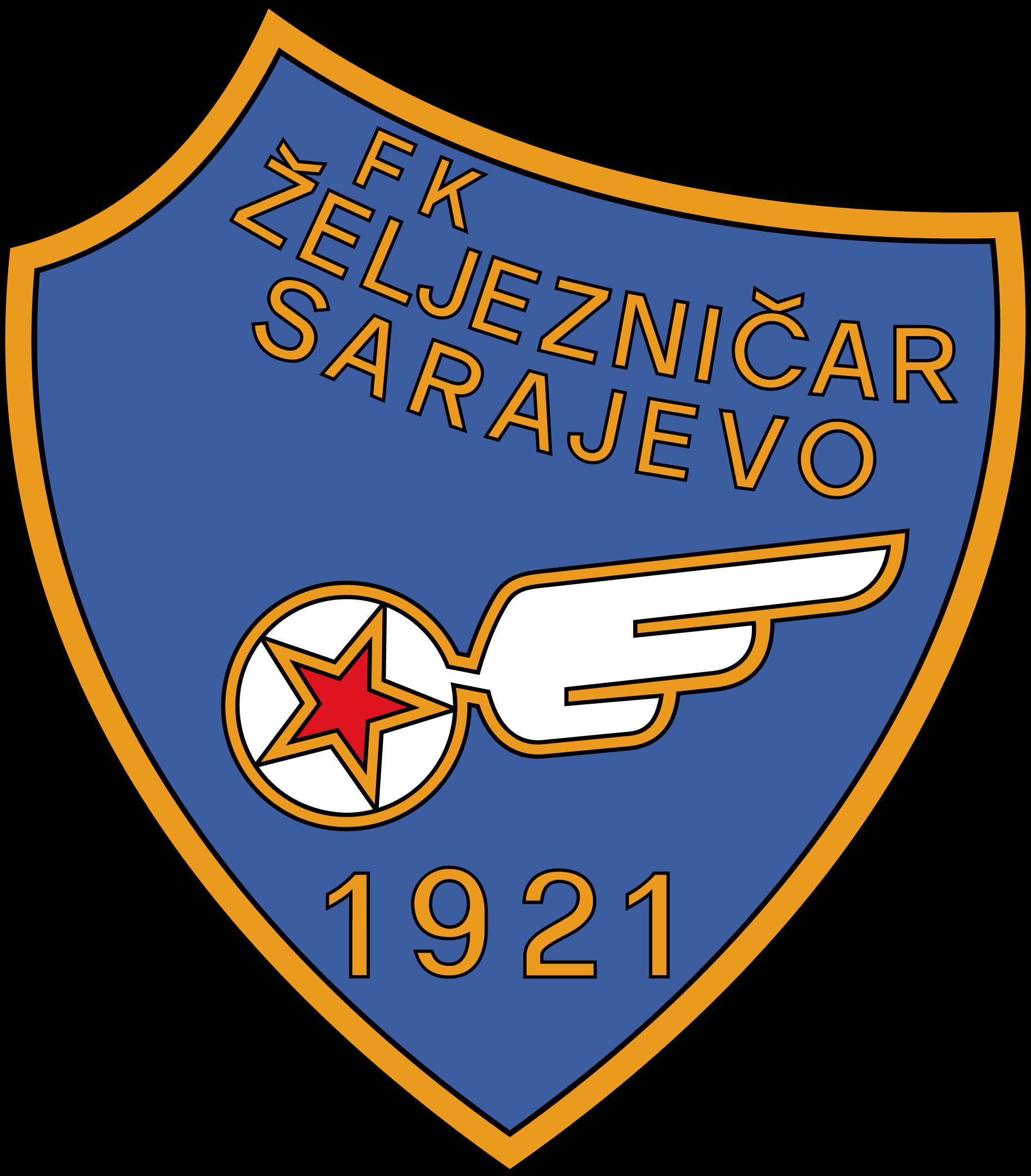 Zeljeznicar Sarajevo Football Logos Pinterest
