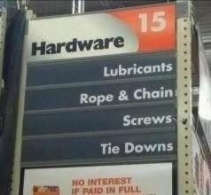 Party on isle 15...