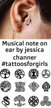 Photo of Tattoos Musik Einzigartig + Tattoos Musik